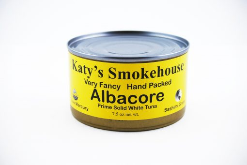 1 Can  Albacore