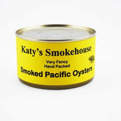 1 Can Sm Oysters