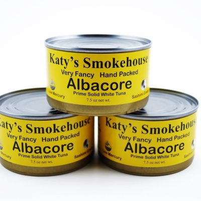 Fresh Albacore Canned Regular
