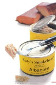 Katy's Smokehouse canned fish