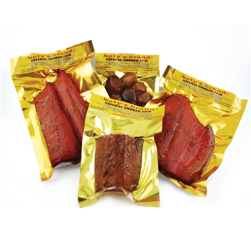Vacuum Sealed Fish Products